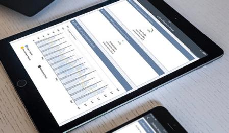 OSG Performance Suite neue Funktionen sichtbar auf iPad und iPhone