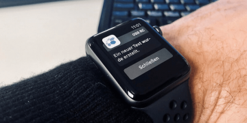 OSG Performance Suite Alerts auf Apple Watch