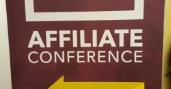 Affiliate Conference Aufsteller