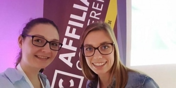 Affiliate Conference Kerstin und Saskia