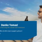 Tomas letzter Tag bei der OSG