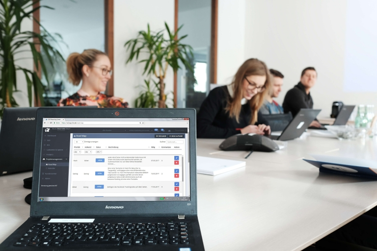 OSG Performance Suite Projektmanagement Blogbeitragsbild