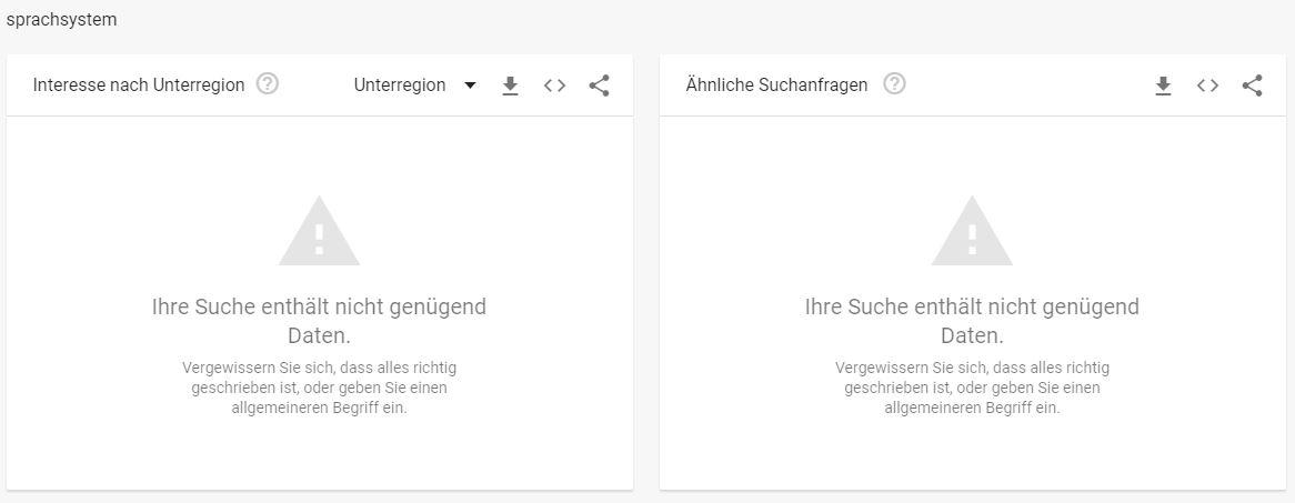 Alarmsysteme Branche - interessante Suchbegriffe Sprachsystem