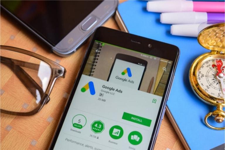 Alte Benutzerfläche von Google ads wird stillgelegen