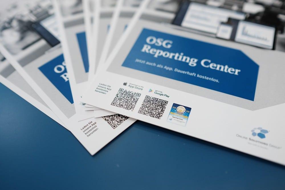 Über QR-Codes zum Beispiel auf Flyern können Sie Ihre App auch Offline bewerben und direkt Downloads generieren.