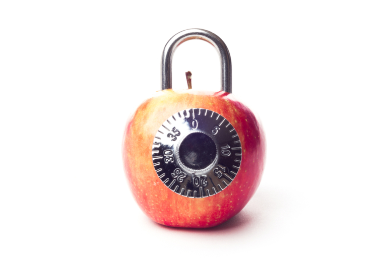 Apple Lock Data Secure News