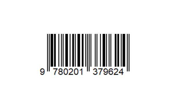 Barcode mit EAN