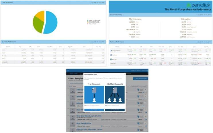 Bid Managment Tool Acquisio hat gute Möglichkeiten für Reportings