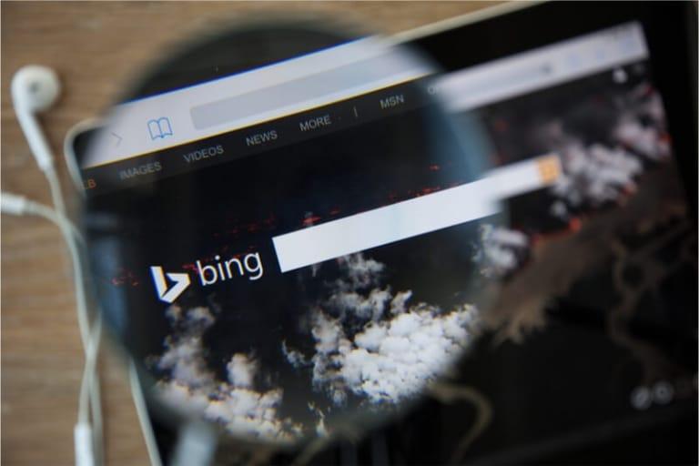 Bing arbeitet an Bingbot update