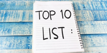 CollegeBlock Top 10 List