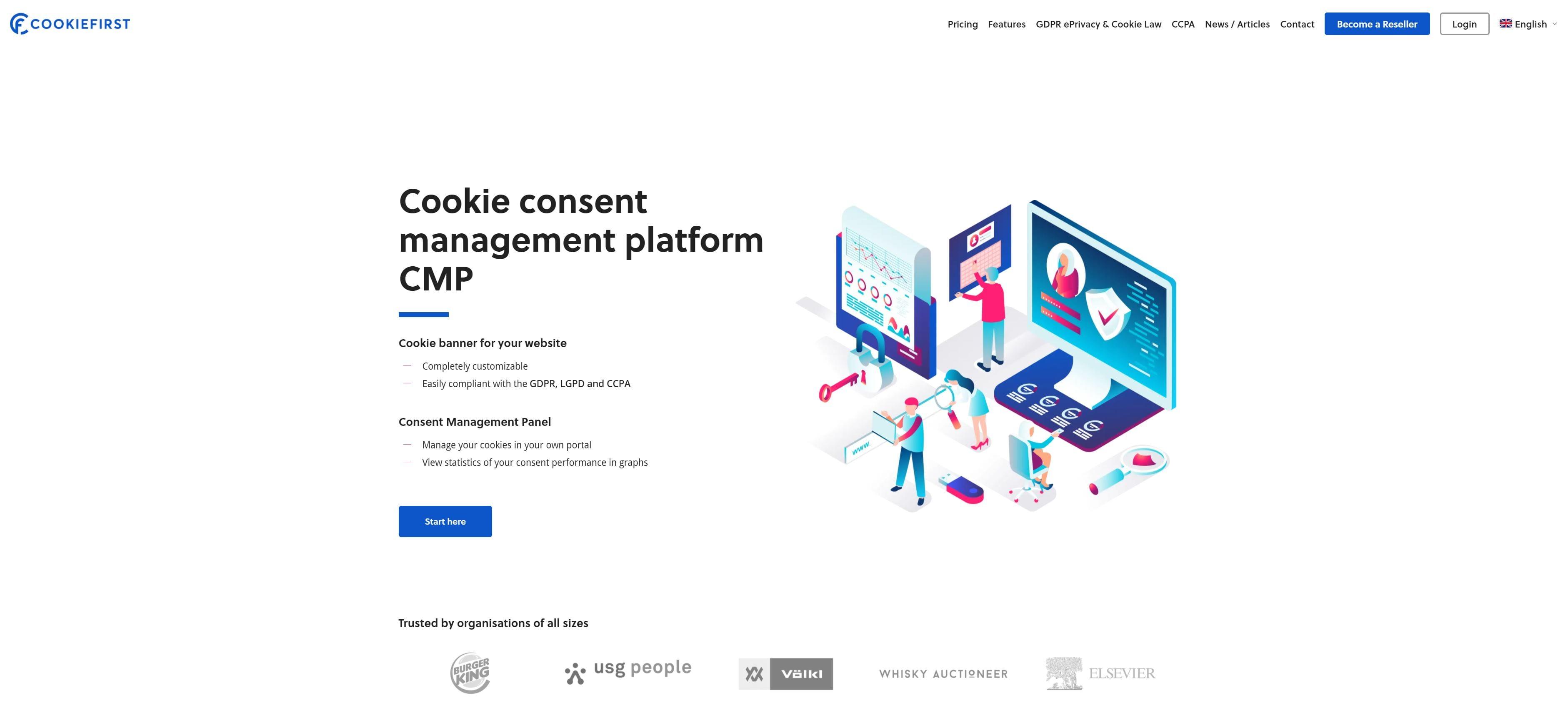 Cookiefirst Cookie Anbieter