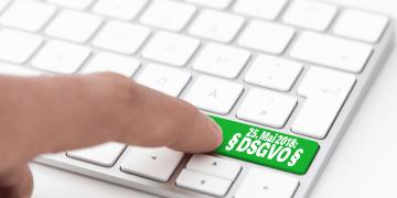 DSGVO Last Minute Checkliste Blogbeitragsbild verkleinert komprimiert