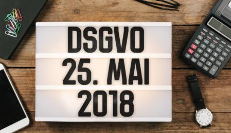 DSGVO-Leuchtbox
