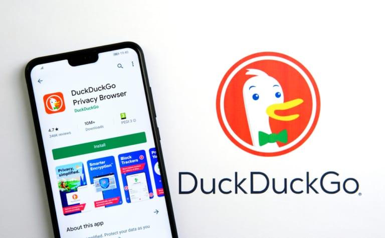 DuckDuckGo-App mit mehr Datenschutz aktualisiert