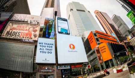 DuckDuckGo erreicht 100 Millionen Suchanfragen am Tag