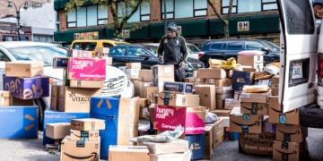 E-Commerce Rekordumsatz Deutschland