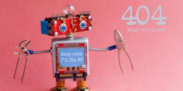 Entferne interne Links die auf 404-Fehler Seiten führen
