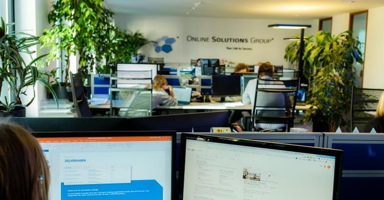 Alltag im OSG Office