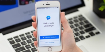 Facebook Messenger auf dem Smartphone