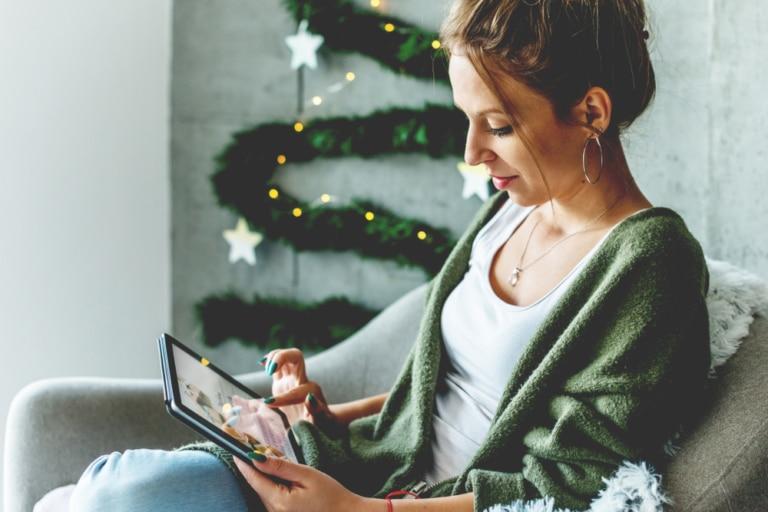 Facebook Steigerung des Umsatzes während der Weihnachtszeit