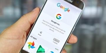 Google App Titelbild