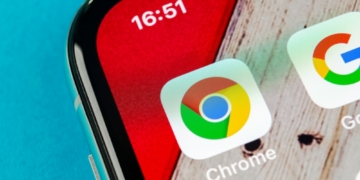 Google Chrome 75