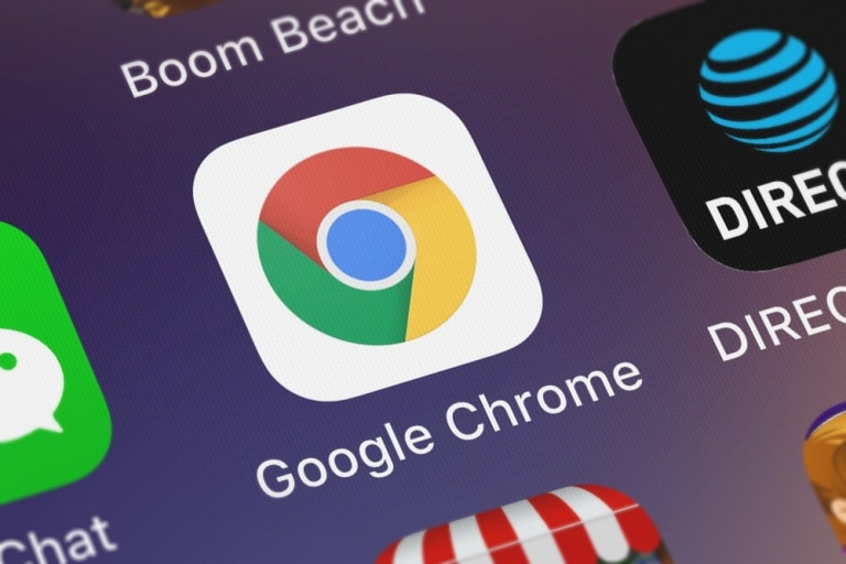 Google Chrome App