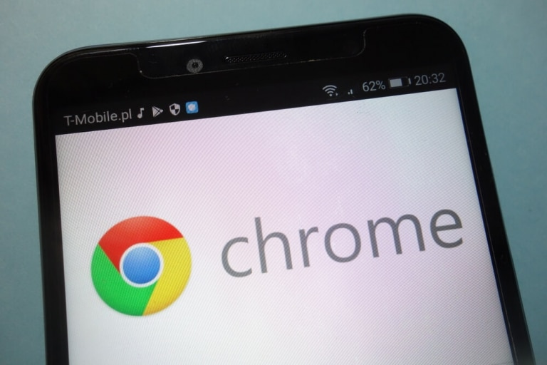 Google-Chrome-Smartphone