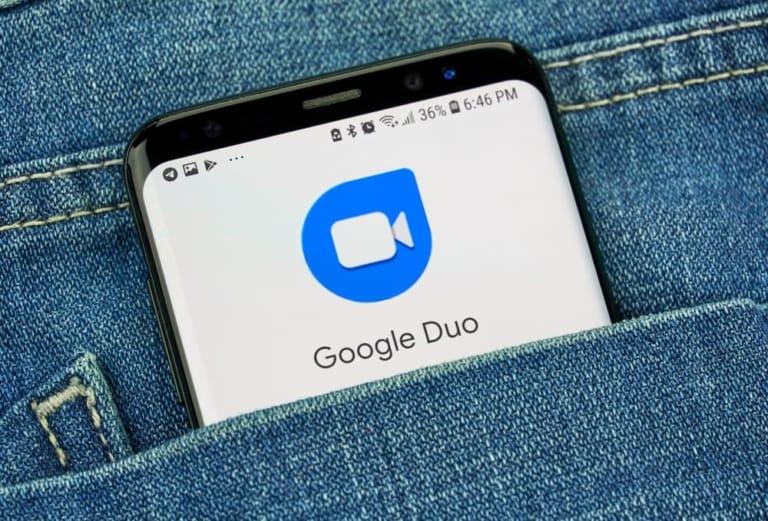 Google Duo Videmessenger