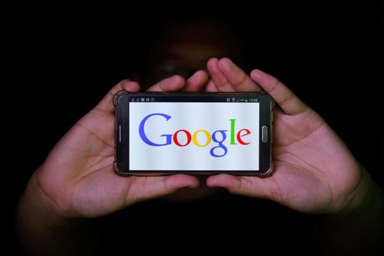 Google Hände
