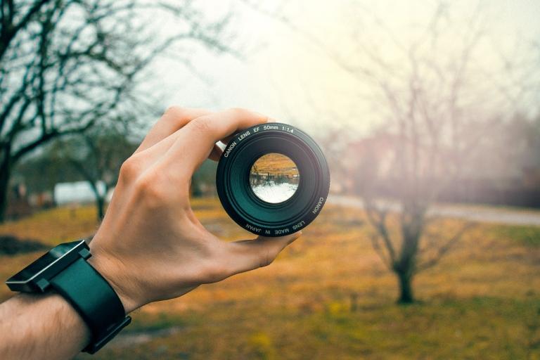 Google Lens Features für Google Bilder