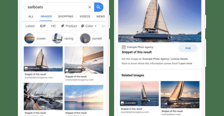 SEO Google Search Lizenz Update