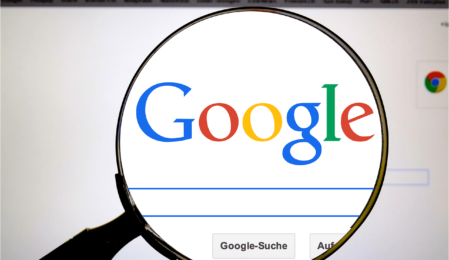 Google-Lupe