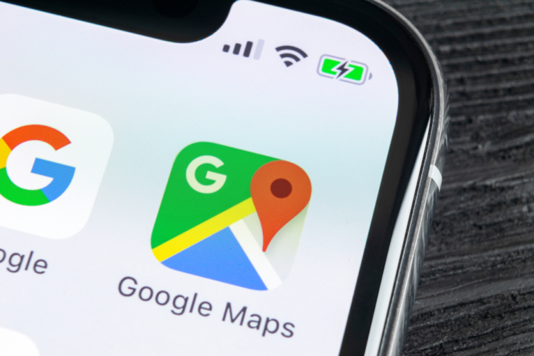 Google Maps Update Fotos