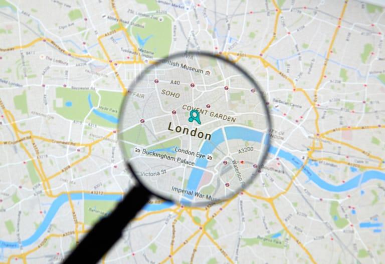 Plant Google Maps ein neues Corona Feature?