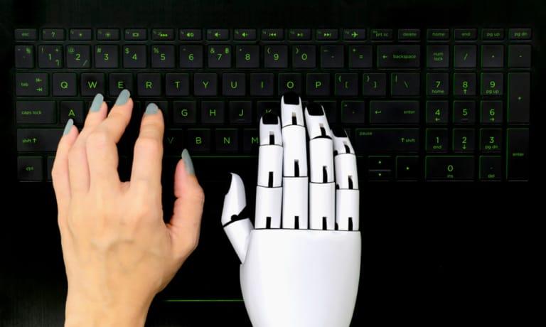 Google Meena Das erste menschen gleiche Chatbot