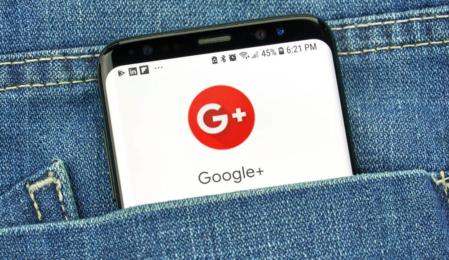 Google Plus Smartphone