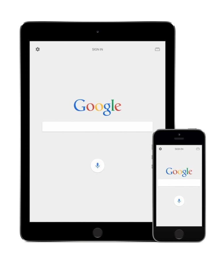 Über die hälfte aller Suchergebnisse stammt aus dem Mobile-First-Index