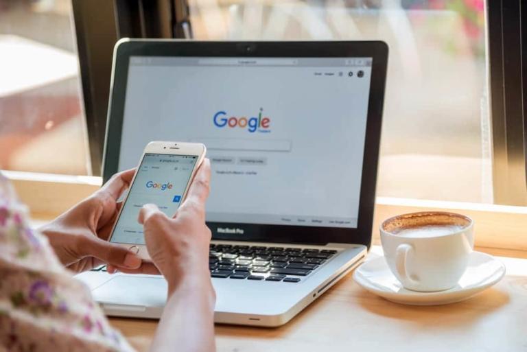 Google Suche PC und Handy