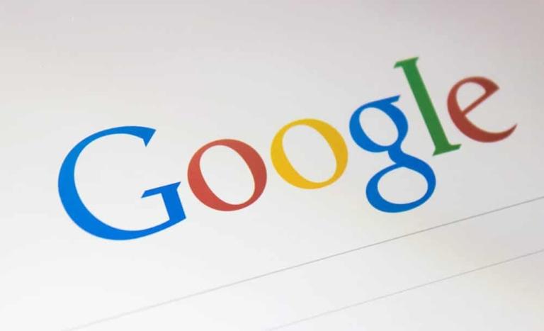 Google Suchfenster Desktopansicht