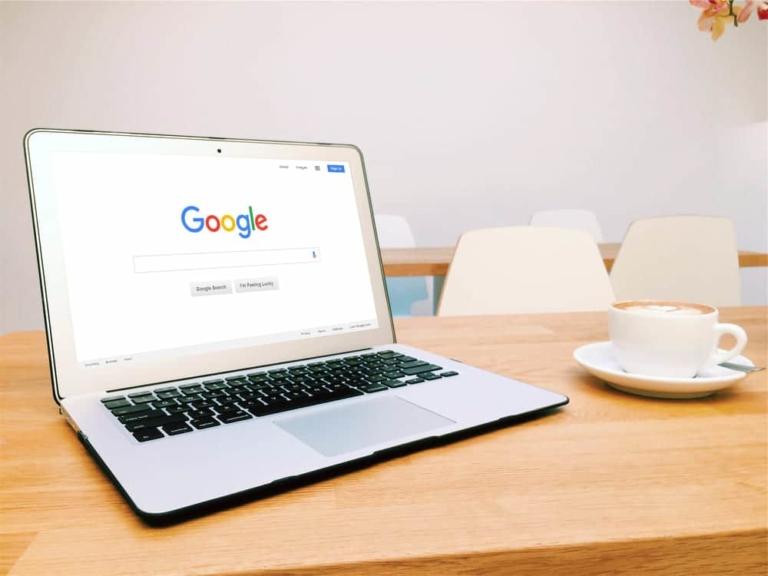 Google Tisch Computer