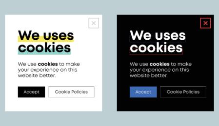 Cookie Content Lösungen wie Cookie Banner stören Google nicht bei der Indexierung