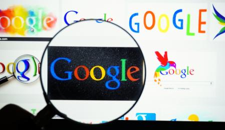 Ein neues Update bei Google?