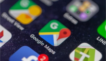 Google Maps neuen Funktionen