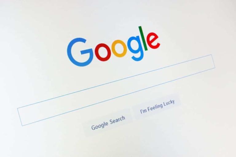Googles organic search