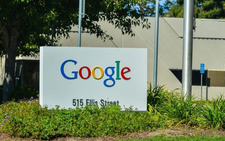 Google Standort