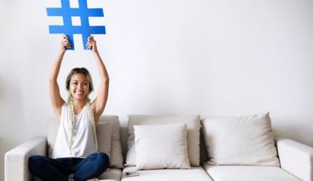 Hashtags und Mentions bekommen neue Farbe bei Facebook