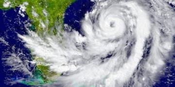 Hurricane Wetter