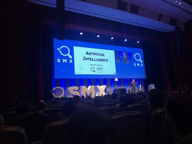 Eindrücke SMX 2018