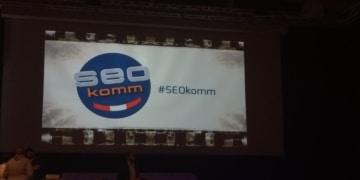 OSG auf der SEOKomm 2015